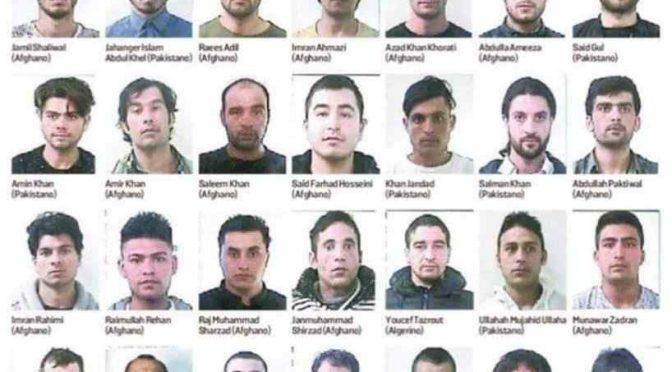 Arrestati 30 profughi spacciatori a Udine – FOTO