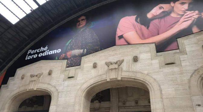 Milano, murales razzisti coi soldi dei contribuenti