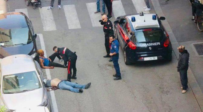 Scontri etnici per lo spaccio a Ferrara tra nigeriani e albanesi