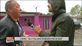 """Rom minacciano italiani: """"Di qui non uscirete vivi"""" – VIDEO"""