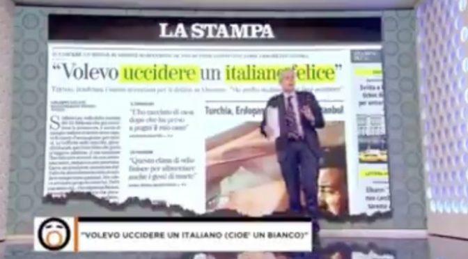 """Ius Soli, Said: """"Volevo solo sgozzare un italiano"""" – VIDEO"""