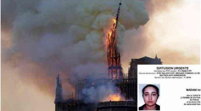 Notre Dame, 4 giorni fa condannata terrorista islamica che tentò di bruciarla