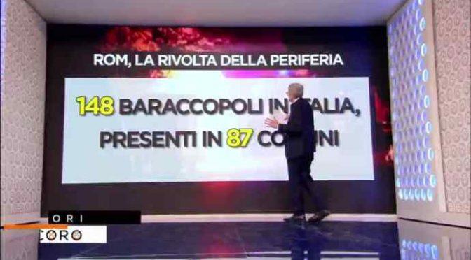 """Rom: """"Non potete obbligarci a lavorare"""" – VIDEO"""