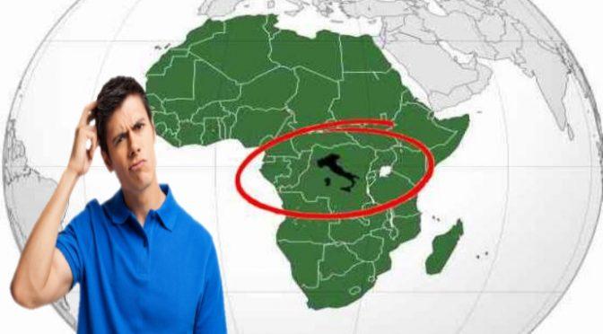 L'Africa è ricca e vuota: i folli vogliono traghettarla in Italia