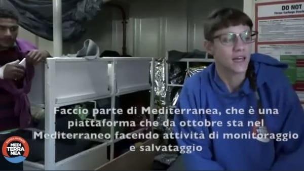 Bologna, Pd premia scafista umanitaria: medaglia al merito