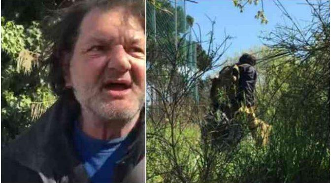Carmine, italiano cacciato da Torre Maura: costretto a stare coi Rom – VIDEO