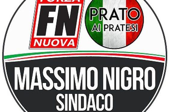 Prato, Forza Nuova candida 2 immigrati