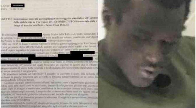Senegalese rifiuta identificazione, magistrato lo libera e lui quasi uccide: furia poliziotti
