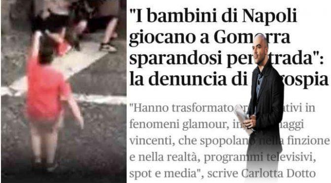Saviano ha trasformato i camorristi in eroi