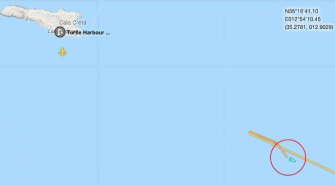 Ong tedesca respinta: si allontana da Lampedusa