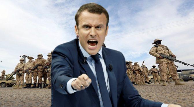 Macron e Facebook vogliono censurare la Rete: Trump si oppone, e l'Italia?
