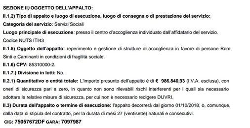"""Torre Maura: 1 milione di euro per i Rom della Raggi che insiste: """"Solo l'inizio"""""""