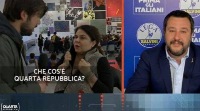 """""""La Borgonzoni è ignorante…"""". Murgia contro """"Prima l'italiano"""""""