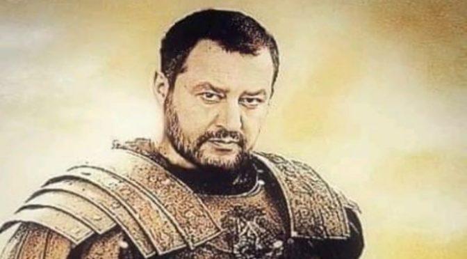 Salvini 'commissaria' Raggi: la gente non ne può più