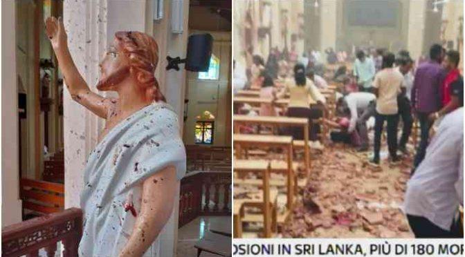 Sri Lanka: sono stati terroristi islamici, Zahran Hashim e Abu Mohammed