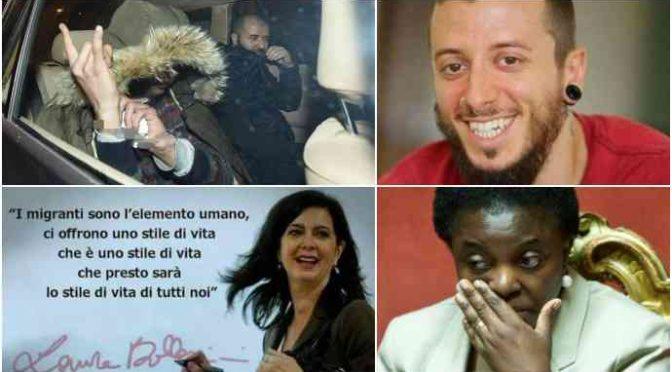 """Il papà di Stefano: """"Italia è diventata giungla, sgozzano i nostri figli"""""""