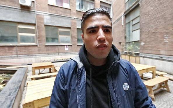Il palazzo dell'elemosiniere: «Senza luce non potevamo celebrare il Ramadan»