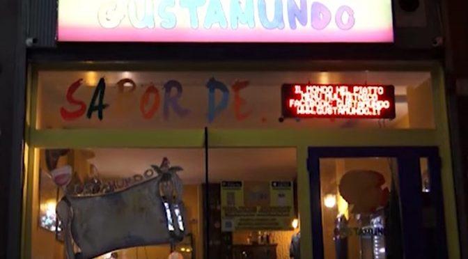 Gustamundo, il ristorante razzista che sostituisce italiani coi 'profughi'