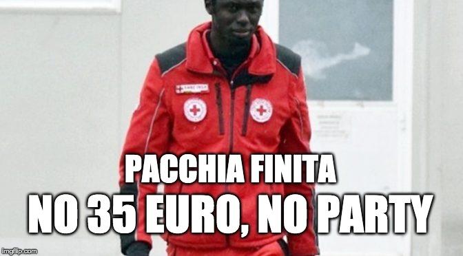 """Croce Rossa licenzia dipendenti: """"Colpa di Salvini che taglia i profughi"""""""