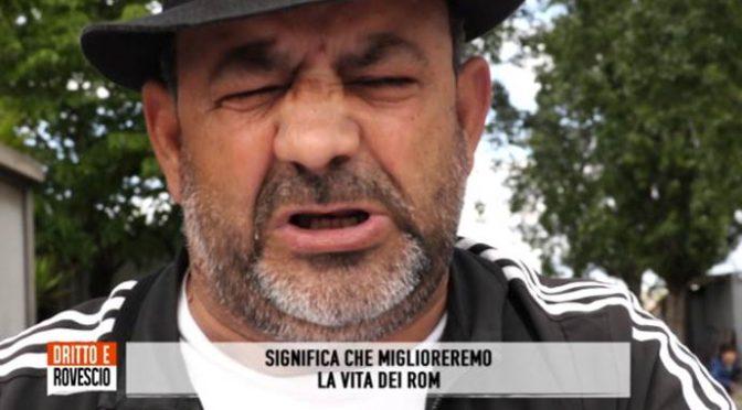 """Rom esultano: """"Raggi ci favorisce per la casa popolare, è giusto"""" – VIDEO"""