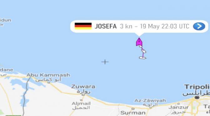 Un'altra Ong tedesca in Libia a pesca di clandestini