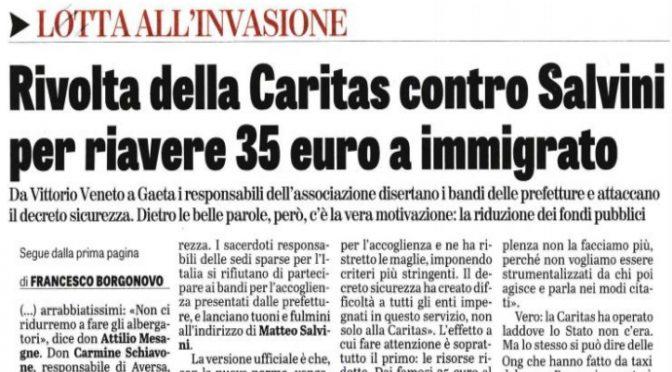 """Coop cacciano centinaia immigrati: """"Senza 35 euro non conviene"""", è estorsione"""