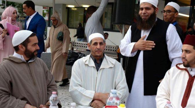 Bolzano, Pd celebra Ramadan con 800 islamici – FOTO