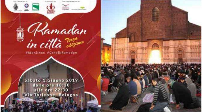 Bologna islamica, Pd patrocina il Ramadan in piazza