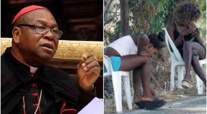 Mafia nigeriana usa i barconi per scaricare prostitute in Italia – VIDEO