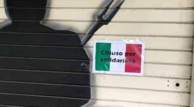 Casal Bruciato, negozi chiudono contro i Rom: