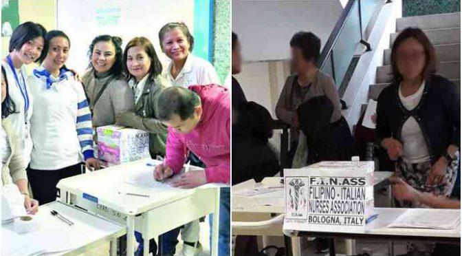 Visite gratis ai filippini, così il PD fa campagna elettorale per le Europee
