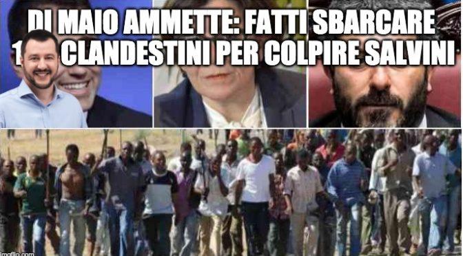 Salvini: non riaprirete i porti in mio nome