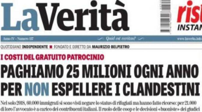 Buco di 25 milioni per gli avvocati dei finti profughi