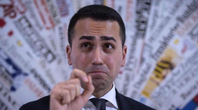 """""""Fuori dall'euro"""", così il M5s ha truffato gli elettori – VIDEO"""