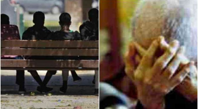 Nigeriano scaraventa a terra anziano malato di Parkinson e lo rapina