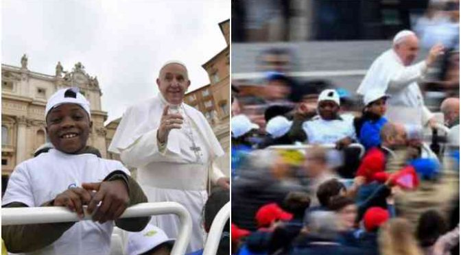"""Mare Nostrum voluto da Bergoglio"": l'ordine al PD, oggi lo celebra"