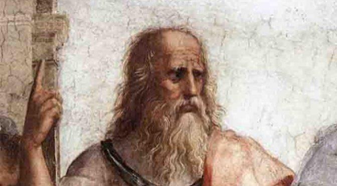"""Platone era sovranista: """"Immigrazione è la più grande sciagura"""""""