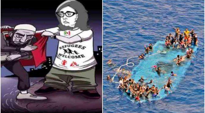 """La confessione dello scafista: """"Affondiamo i barconi per ricattarvi"""""""