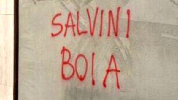 """Immigrato: """"Salvini boia"""", la sinistra arruola i nemici dell'Italia"""