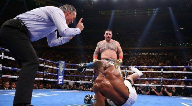 Boxe: il ciccione messicano schianta il campione del mondo