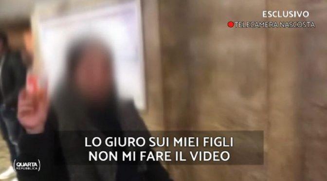 """""""Madame Borseggio"""", collega di """"Madame Furto"""": 15 figli per non andare in galera"""
