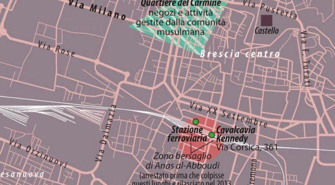 Brescia è la capitale islamica d'Italia: i quartieri occupati