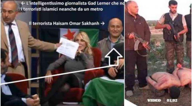 Lerner torna in Rai: inviterà di nuovo i terroristi islamici? – VIDEO