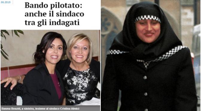 La prima poliziotta islamica premiata da Mattarella è indagata: diventata comandante pilotando concorso