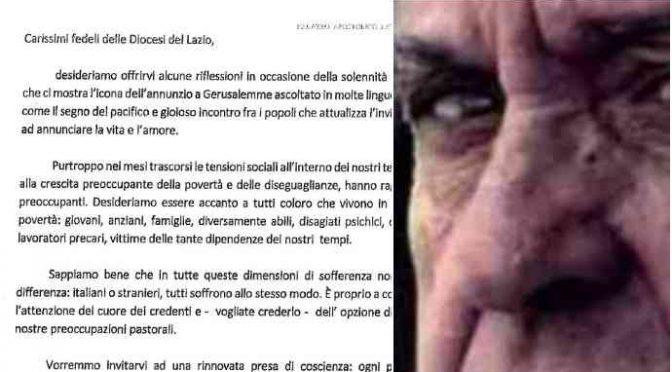 I parroci boicottano Bergoglio: si rifiutano di leggere comunicato anti-Salvini