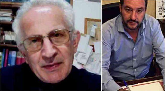 """Prete voleva uccidere Salvini, ora provoca: """"Soldi ai clandestini"""""""