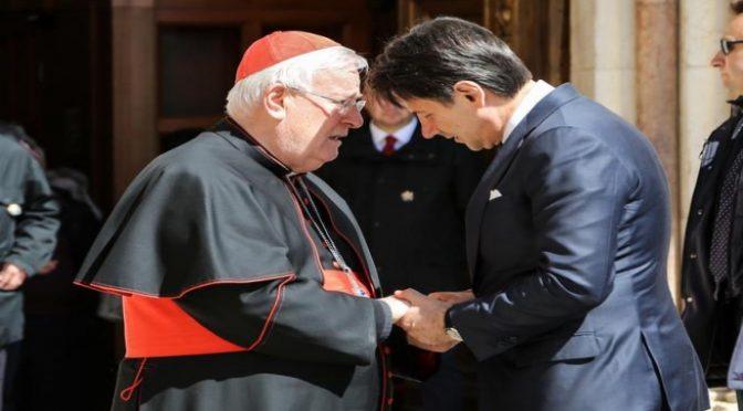 Terremoto: 300 milioni di euro di tasse per ricostruire le chiese al Vaticano