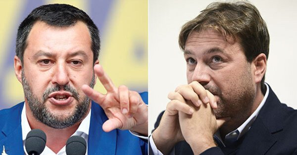 Maturità autolesionista: Salvini contro tal Montanari agli esami