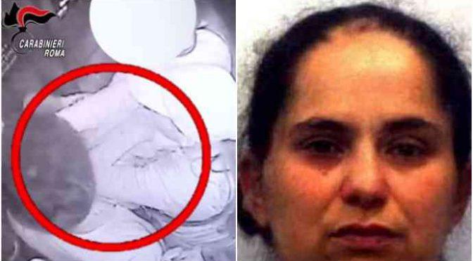 Madame furto di nuovo scarcerata perché incinta rapina invalida in carrozzella