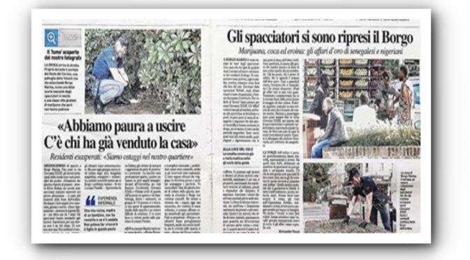 Rimini, spacciatori costringono italiani a vendere casa